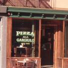 Pizza Alla Gargiulo, Italian Restaurants, Pizza, Jersey City, New Jersey