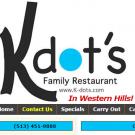 K-Dots Family Restaurant, American Restaurants, Restaurants and Food, Cincinnati, Ohio
