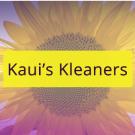 Kaui's Kleaners Inc., Cleaning Services, Services, Ewa Beach, Hawaii