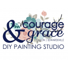 Courage & Grace, Signs, Custom Signs, Paint, Edwardsville, Illinois