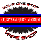 CRUSTY'S VAPE JUICE IMPORIUM, Smoke Shop, Electronic Cigarettes, Vape Shop, Beaumont, California