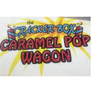 Cracker Box Caramel Pop, Candy & Confections, Gift Shops, Popcorn, Lander, Wyoming