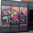 Don's Pizza Shop1, American Restaurants, American Food, Pizza, Philadelphia, Pennsylvania