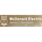 McDonald Electric, Lighting Contractors, Wiring & Electrical Supplies, Electricians, Anchorage, Alaska