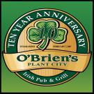 O'Brien's Irish Pub & Grill Plant City, Irish Restaurants, Restaurants and Food, Plant City, Florida