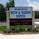 Orange Beach Auto & Marine Supply, Auto Parts, Services, Orange Beach, Alabama