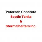 Peterson Concrete Septic Tanks & Storm Shelters Inc., Concrete Supplier, Septic Tank, Concrete Contractors, Pottsville, Arkansas