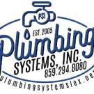 Plumbing Systems, Inc., Drain Cleaning, Water Heater Repairs, Plumbers, Lexington, Kentucky