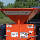 Quick-Fill Sandbagger, Flood Disaster Recovery, Traffic Equipment, Flood Control Equipment, Commerce City, Colorado