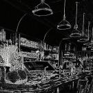 Rouge, Salad, Moroccan Restaurants, French Restaurants, Miami Beach, Florida