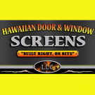 Hawaiian Door & Window Screens LLC, Screening Services, Services, Kula, Hawaii