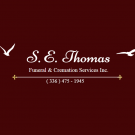 S. E. Thomas Funeral & Cremation Services Inc., Cremation Services, Funeral Planning Services, Funeral Homes, Thomasville, North Carolina