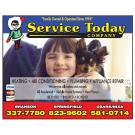 Service Today Company Inc., Plumbers, Heating & Air, HVAC Services, Ozark, Missouri