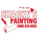 Shacky's Painting, Painters, Wallpaper, Painting Contractors, Ewa Beach, Hawaii