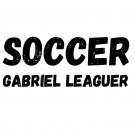 Soccer Gabriel Leaguer, Amateur Soccer, Athletic Clubs, Sporting Goods, Thornton, Colorado