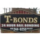 T-Bonds, Bail Bonds, Services, Lorain, Ohio