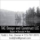 TAC Design and Construct, LLC, Bathroom Remodeling, Whitehall, Wisconsin