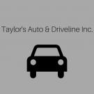 Taylor's Auto & Driveline Inc., Auto Repair, Auto Care, Auto Services, Monroe, North Carolina