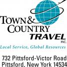 Town & Country Travel Inc., Vacation, Travel, Travel Agencies, Pittsford, New York