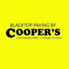 Cooper's Blacktop Paving, Driveway Paving, Services, Latrobe, Pennsylvania