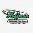 Hoffman Transit Co Inc, Trucking Companies, Shipping Services & Supplies, Hauling, Gresham, Wisconsin