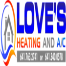 Love's Heating and AC, HVAC Services, Services, Lorimor, Iowa