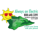 Always on Electric , Small Electrical Repairs, Electric Companies, Electricians, Pahoa, Hawaii