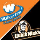 Walker Tire and Quick Nick's, Oil Change Stations, Tires, Auto Repair, Lincoln, Nebraska