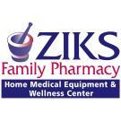 ZIKS Family Pharmacy, Home Health Care, Medical Supplies, Pharmacies, Dayton, Ohio