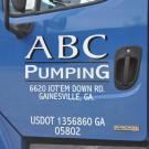ABC Pumping, Septic Tank Cleaning, Septic Systems, Septic Tank, Gainesville, Georgia