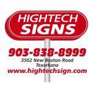 Hightech Signs, Signs, Services, Texarkana, Texas