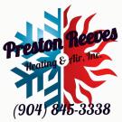 Preston Reeves Heating & Air Conditioning, Air Conditioning, Heating & Air, HVAC Services, Hilliard, Florida