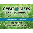 Great Lakes Landscaping, Shrub and Tree Services, Tree Service, Landscaping, Chesterfield, Michigan