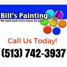 Bill's Painting, Exterior Painting, Interior Painting, Painting Contractors, Cincinnati, Ohio