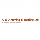A & D Moving & Light Hauling, Hauling, Residential Moving, Moving Companies, Cincinnati, Ohio