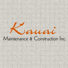 Kauai Maintenance & Construction, Inc., Kitchen and Bath Remodeling, Bathroom Remodeling, Plumbers, Kalaheo, Hawaii