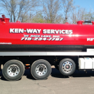 Ken-Way Services Of Rice Lake Inc, Sewer Cleaning, Portable Toilets, Septic Systems, Rice Lake, Wisconsin