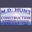 M. D. Hunt Construction, Roofing Contractors, HVAC Services, Construction, Tygh Valley, Oregon