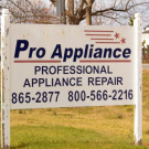 Pro Appliance, Household Appliances, Appliance Repair, Portal, Georgia
