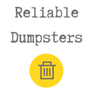 Reliable Dumpsters, Waste Management, Commercial Garbage Disposal Equipment, Garbage Collection, Concord, North Carolina