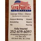 Silva Painting Company, LLC, Painting Contractors, Exterior Painting, Interior Painting, Kitty Hawk, North Carolina