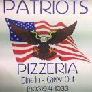 Patriots Pizzeria, Pizza, Restaurants and Food, Varnville, South Carolina