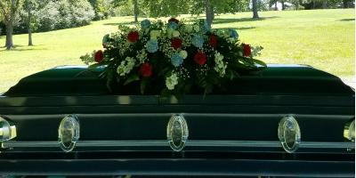 Funeral Director, Muskogee, Oklahoma