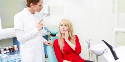 3 Common Causes of Tooth Pain, Dothan, Alabama