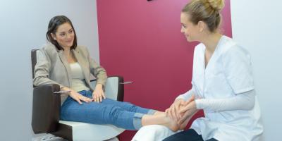 4 Ways to Relieve Foot Pain Without Taking Medication, Franklin, Ohio