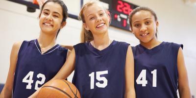 How Basketball Promotes Camaraderie Among Team Members , Creve Coeur, Missouri