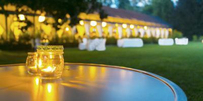 Where Should I Put the Luxury Restroom Trailers at an Outdoor Wedding?, Lake Havasu City, Arizona