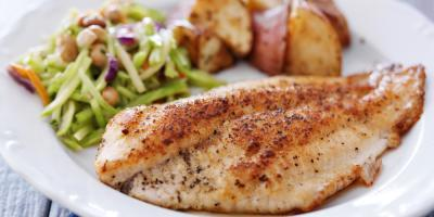 5 Health Reasons Caterers Recommend Tilapia for Lunch, Georgetown, Kentucky