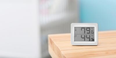 How Does Humidity Affect Water Damage?, Russellville, Arkansas
