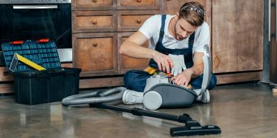 Why Does My Vacuum Cleaner Smell Bad?, Anchorage, Alaska